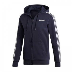 Bluza adidas Essentials 3 Stripes FZ Fleece M DU0475