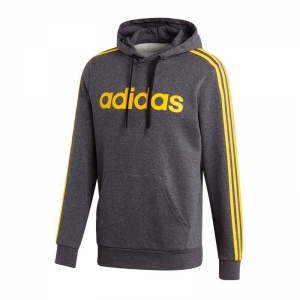 Bluza adidas Essentials 3 Stripes PO FL M FI1477