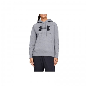 Bluza Under Armour Rival Fleece Sportstyle Graphic Hoodie W 1348550-035