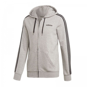 Bluza adidas Essentials 3 Stripes FZ French Terry M DU0473