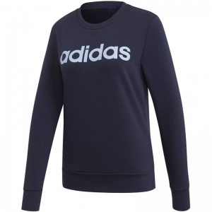 Bluza adidas W Essentials Linear Sweat W EI0678