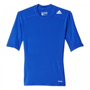 Koszulka kompresyjna adidas Techfit Base Short Sleeve M AJ4972