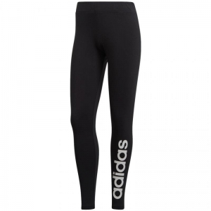 Spodnie treningowe adidas Essentials Linear Tight W DP2386