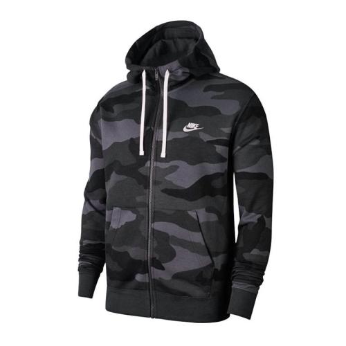 Bluza Nike NSW Club Hoodie FZ M BV3622 021